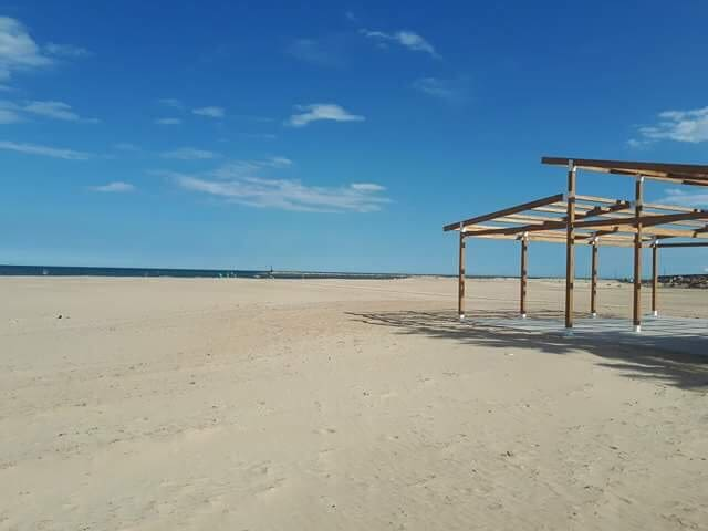 Maison 8 personnes 1km plage sable fin + parking