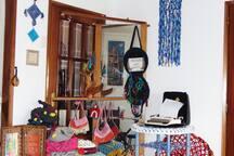 SALA MADEIRA | Living Room - Artesanato Conceptual