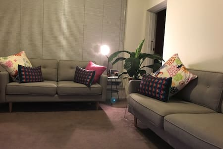Affordable room in comfortable unit. - Armadale - Leilighet