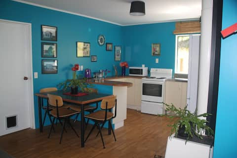 Turquoise Cottage- Rural and quiet- Waitomo 30 min