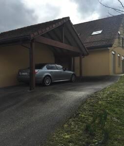 Villa Cigogne - Denens - Pension