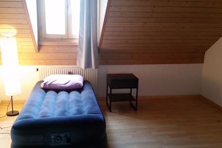 Cozy room including free breakfast - Wohnung