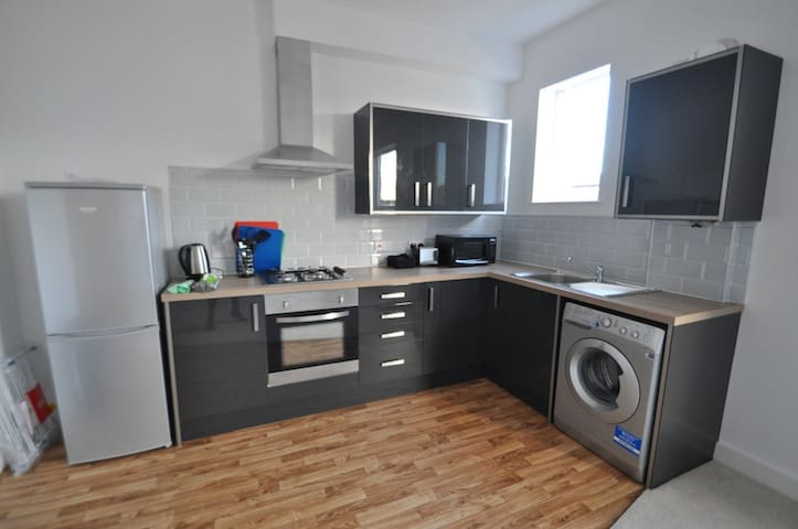Excellent Serviced Apartment - Hull - Apartemen
