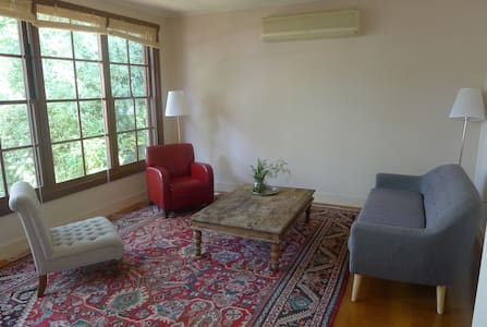 Cosy cottage in South Yarra - South Yarra