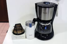 All the coffee making appliances you need