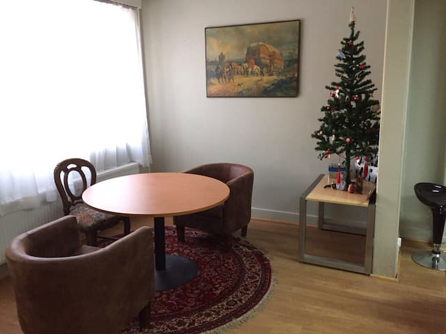Quiet and Relaxing Downtown Room - Punta Arenas - Hus