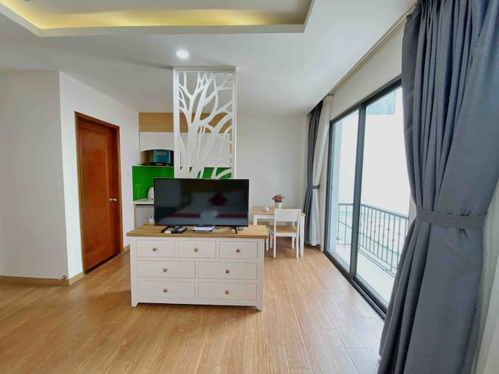 DELUXE BALCONY - 3RD FLOOR - 35M2 - SMART TV