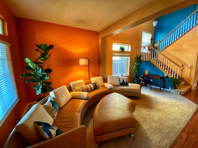 1st Floor Retreat for Extended Stays