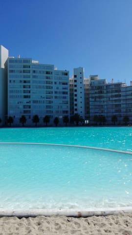 Departamento en exclusivo condominio - San Pedro de la Paz - Apartment