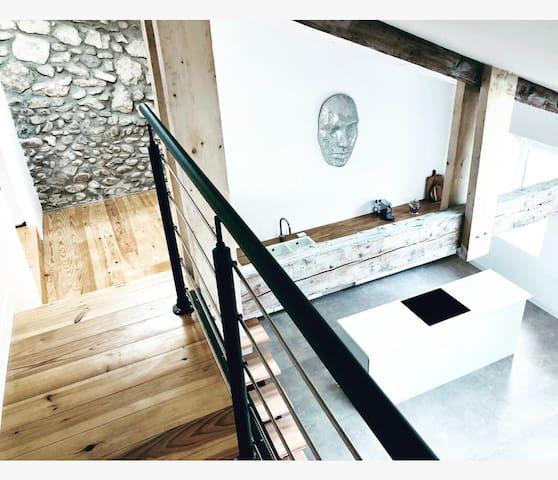 Magnifique Loft