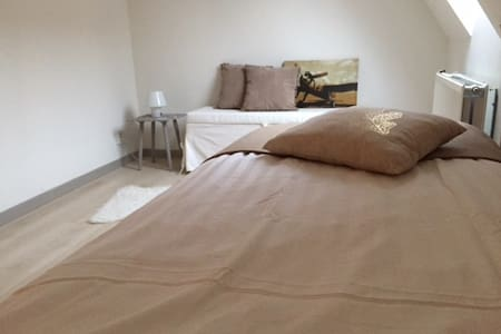 Double room Valentino with shared bathroom - Doesburg - Bed & Breakfast