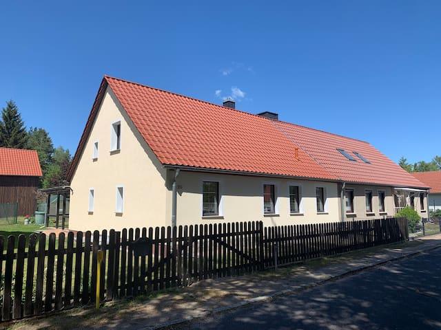 """Ferienhaus """"Gerda"""" im schönen Gollin (Templin)"""