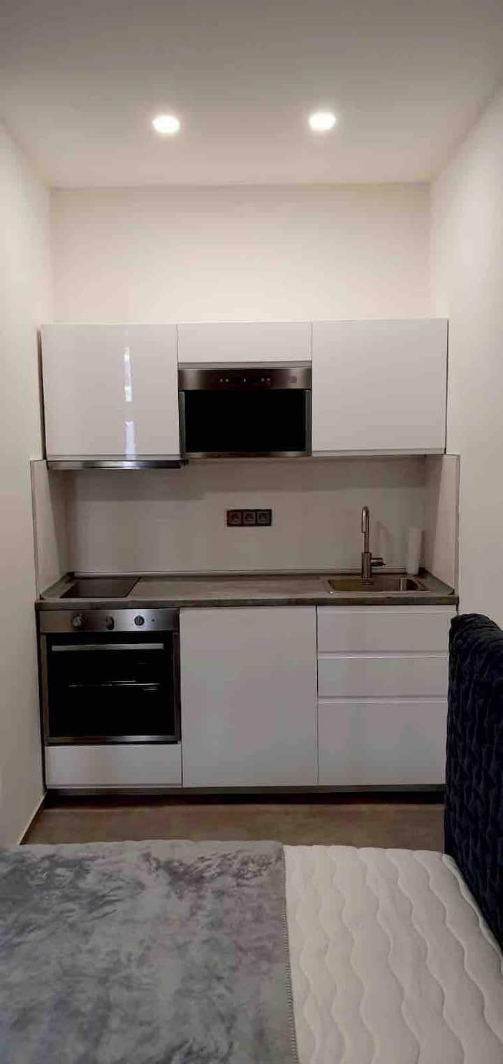 New apartment in Brno