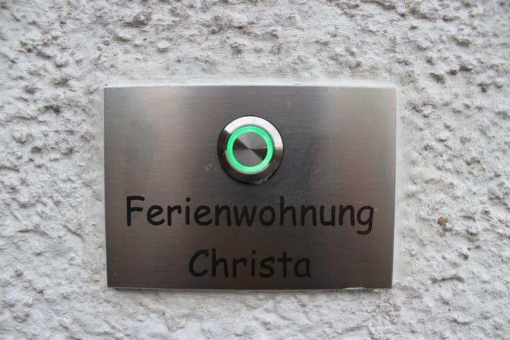 Ferienwohnung Christa