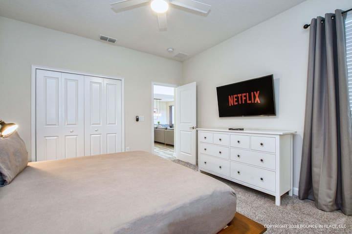 Master Bedroom Lower Floor