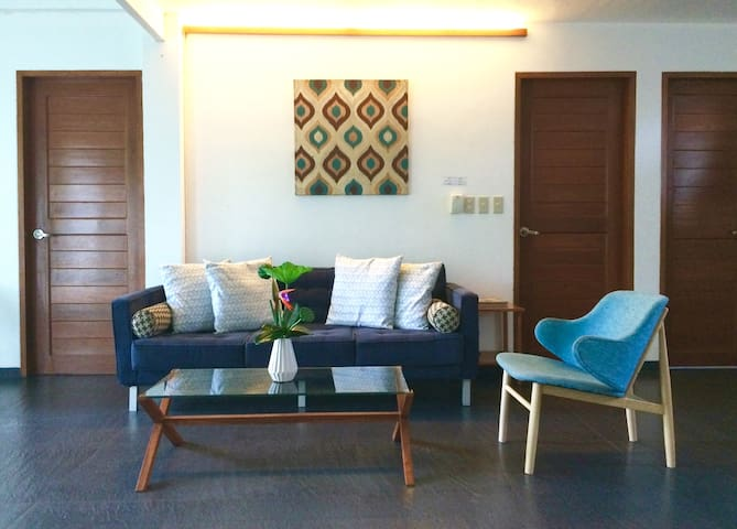 Modern Spacious Apartment-2 near Dumaguete - Dumaguete - Appartement