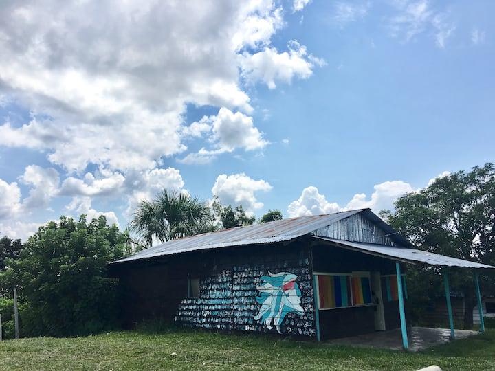 Hospedaje - Proyecto Social a orillas del Amazonas