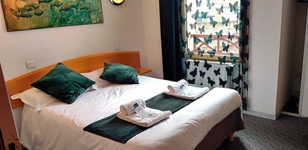 Hotel La Bosselle (chambres doubles)
