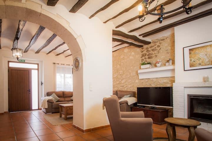 Casa Amparo - Alquiler íntegro