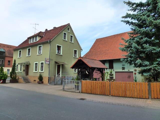 SchönesZimmer - NäheAschaffenburg - Mömbris - Casa