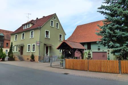 SchönesZimmer - NäheAschaffenburg - Mömbris - Talo