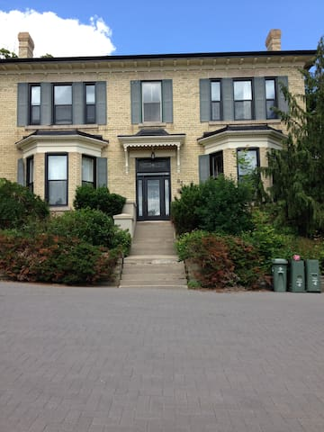 Beautiful mansion, downtown Guelph