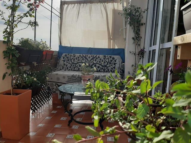 Habitación privada para una persona