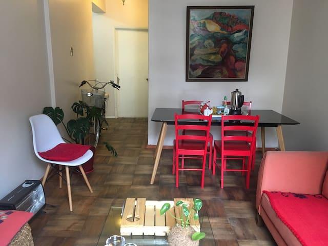 Apartamento Mosqueto, Bellas Artes