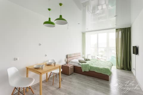 Apartments 4 Emotion | Две Подушки