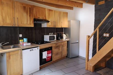 Maison de village en Savoie