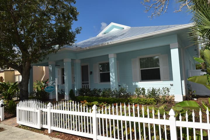 Providence House - Downtown Upscale Cottage - Stuart - Hus