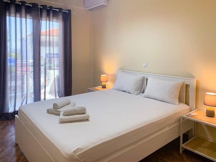 Omicron Apartment - Nyx Apartments