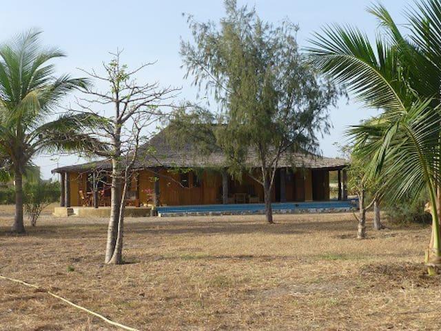 Bel endroit Sine-Saloum, Ndangane