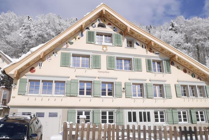 Studio mit Blick zum Bodensee - Eggersriet - Niezależne mieszkanie