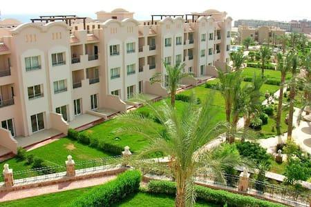 Sunset Pearl Hotel sahl hasheesh - Apartamento