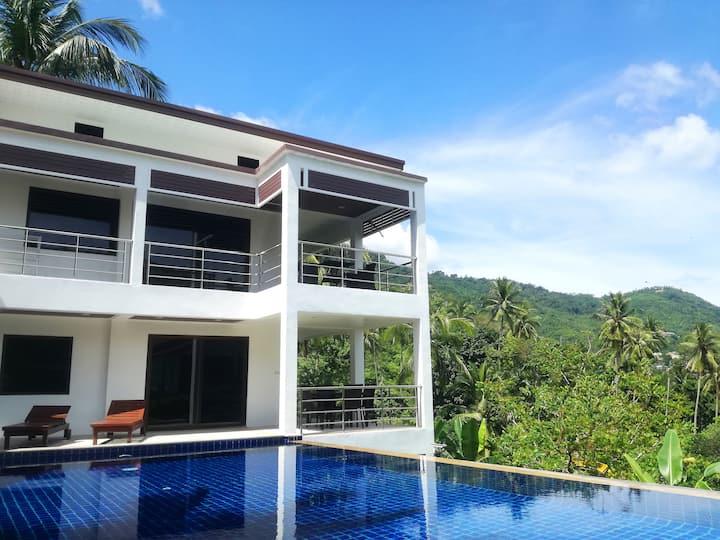 Koh Samui Palm View Villa