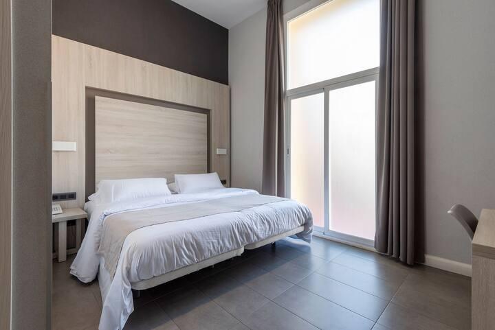 Double Room Balcony extra bed