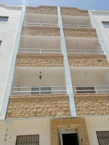 Appartement a 2 mins de la plage