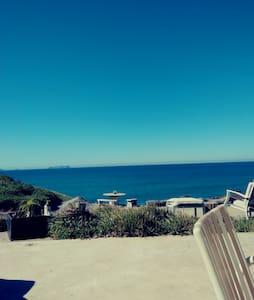 Rustic Oceanfront Setting -Rosarito Beach-Tijuana