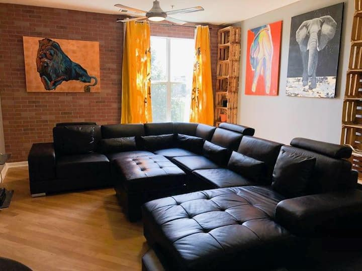 Beautiful Condo in heart of Downtown on Beltline.