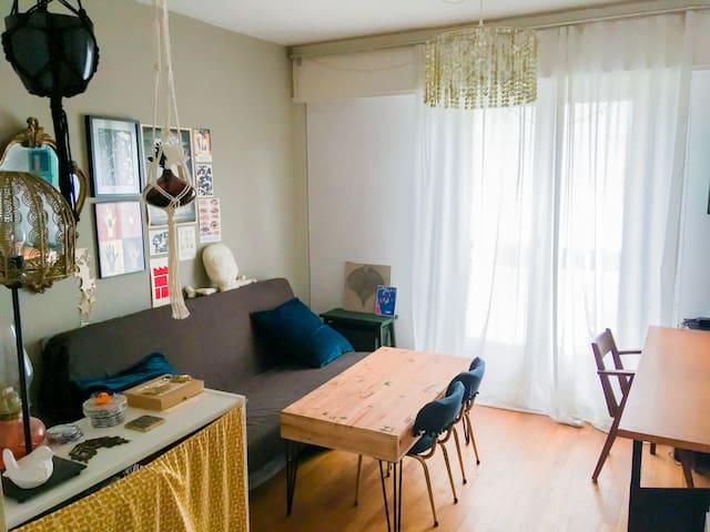 charmant appartement hypercentre de 53m2