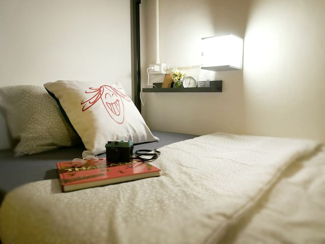 ฺBangkok Sanookdee (room for 2)