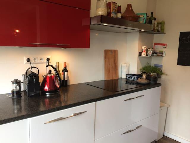 apartment in Groningen