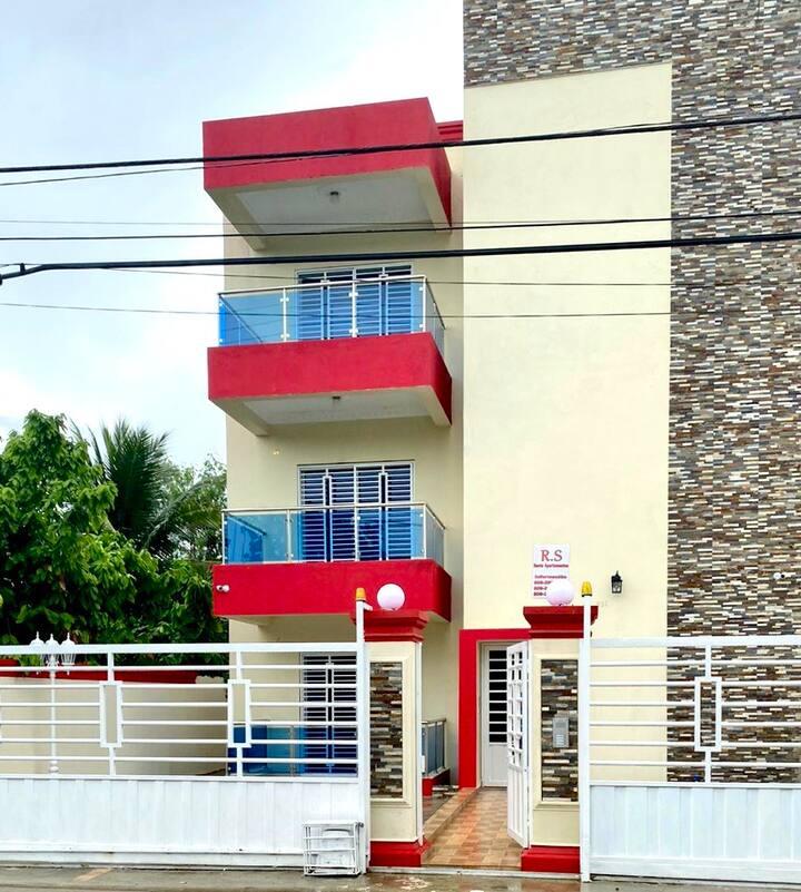 Residencial Santos! Apartamento Completo SFM