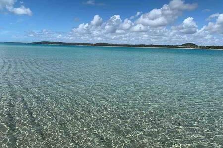 Casa de praia a 12 min. de Antunes e  Japaratinga