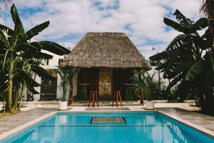 Eco-Chic Intimate Resort &breakfast - Tulum