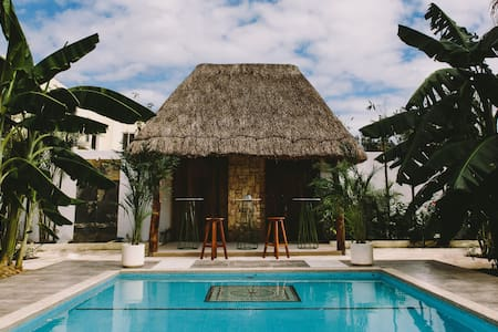 Eco-Chic Intimate Resort &breakfast - Tulum - Casa de camp