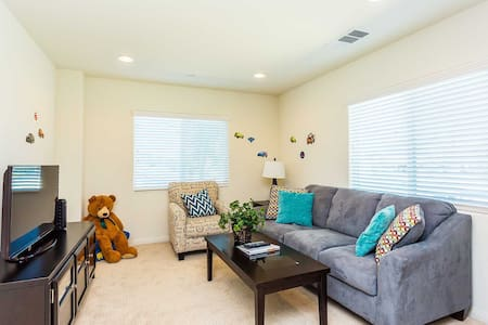 3BR house 1.5 miles from Disney #153 - Анахайм - Дом
