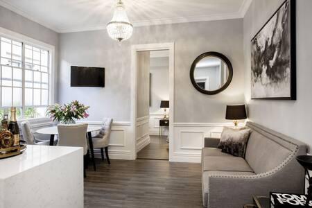 Elegant New York Style Apartment In Darlinghurst