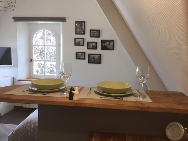 Studio au coeur de Bayeux